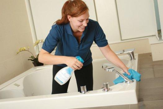 jakuzi temizleme işlemleri