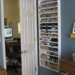 Kapılarla örtülen depolama alanlarımız