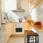 Küçük Mutfaklar için Masalar