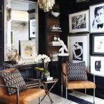 oturma odası avizeleri retro tarzı
