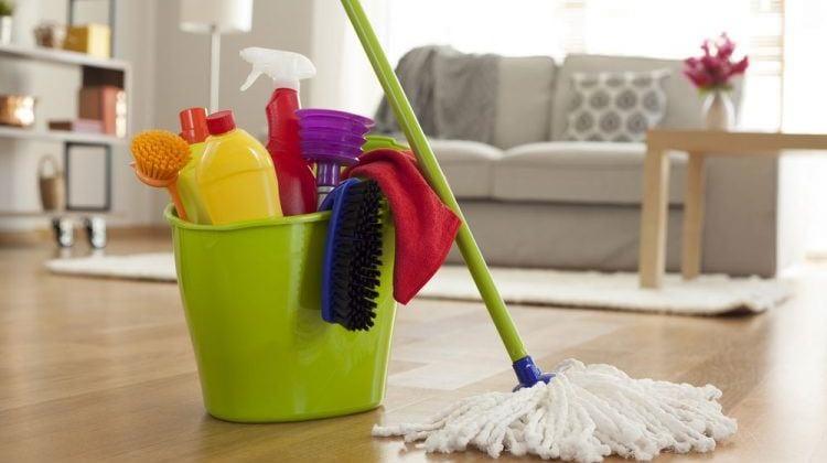 sigacara içilen ev temizliği aşamaları