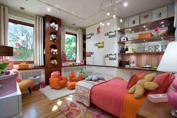 Çocuk Odası Aydınlatma Nasıl Olmalı