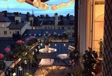 Dar Balkonlarda Çiçek Yetiştirme