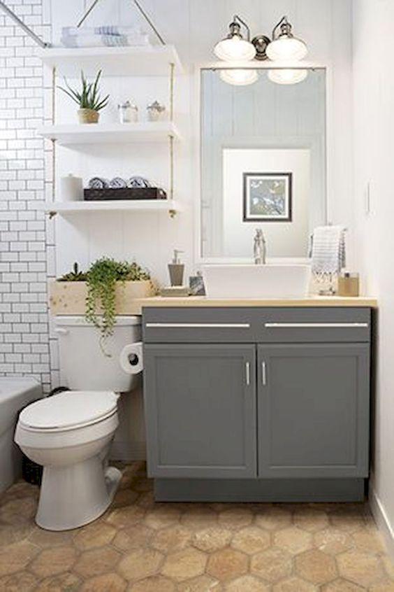 modern banyo dekroasyonları