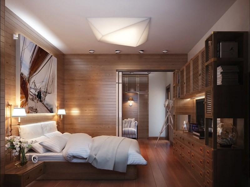 yaatk odası aydınlatması
