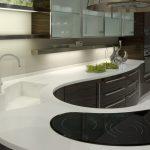 akrilik mutfak tezgahı mdodellei