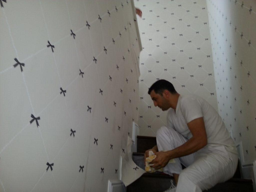 DuvarKağıdıNasıl Yapıştırılmalı
