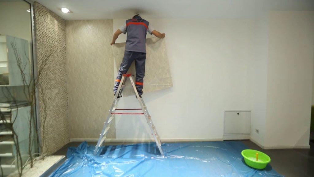 DuvarKağıdıNasıl Yapıştırılmalı,