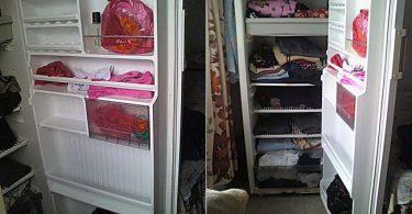 Eski Buzdolabından Ne Yapılır.