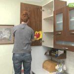 Mutfakta Küflenmiş dolap Nasıl Temizlenmeli,