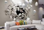 Bu Yıl Eviniz Duvar Kağıdı Modelleri İle Şenlenecek