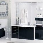 Banyo Ve Mutfakta Siyah Kullanımı