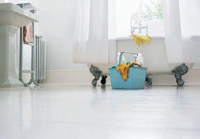 Banyodaki Küflenen Dolap Nasıl Temizlenr