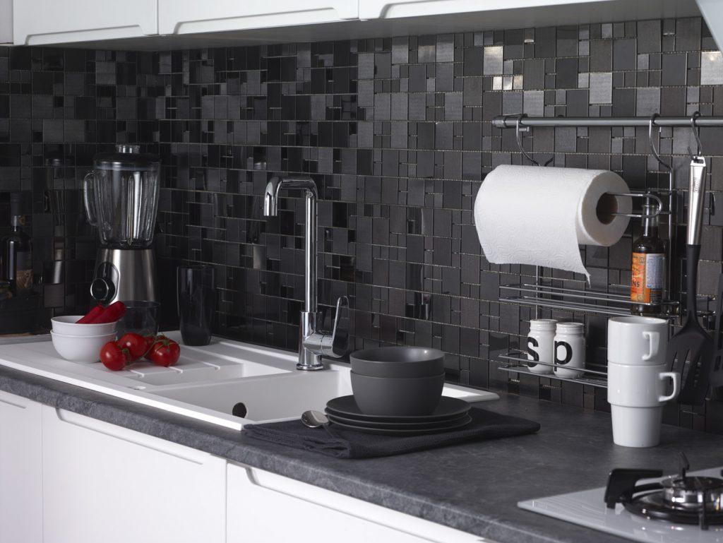 Mutfakta Siyah Rengin Cazibesi