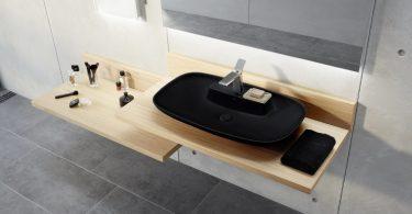 Yeni Nesil Banyolara Yakışan Modüler Lavabolar