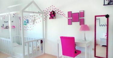 Bebek Odası Dekorasyonu Kendin Yap